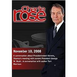 Charlie Rose (November 10, 2008)