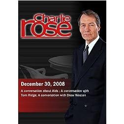 Charlie Rose (December 30, 2008)