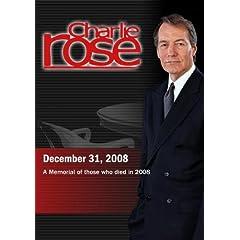Charlie Rose (December 31, 2008)