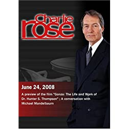 Charlie Rose (June 24, 2008)