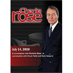 Charlie Rose (July 14, 2008)