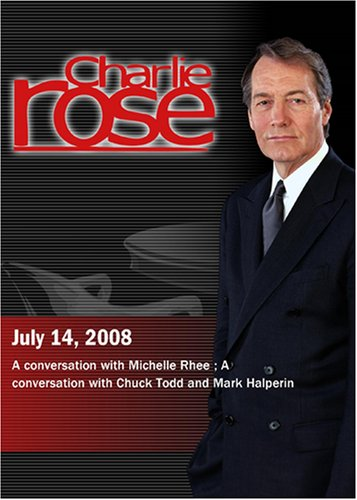Charlie Rose (July 14, 2008)