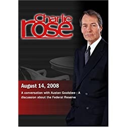 Charlie Rose (August 14, 2008)