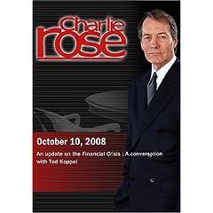 Charlie Rose (October 10, 2008)