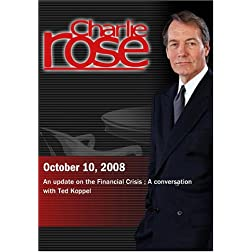 Charlie Rose (October 10, 2008)