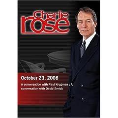 Charlie Rose (October 23, 2008)