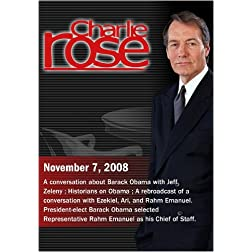 Charlie Rose (November 7, 2008)
