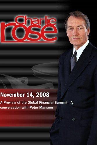 Charlie Rose (November 14, 2008)