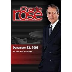 Charlie Rose (December 22, 2008)