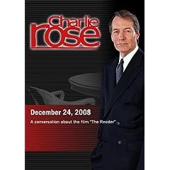 Charlie Rose (December 24, 2008)