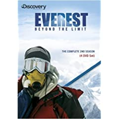 Everest: Beyond the Limit The Complete 2nd Season (4 DVD Set)