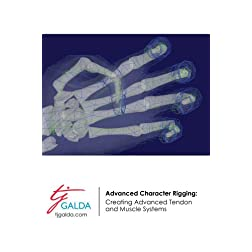 Advanced Character Rigging: Creating Advanced Muscle and Tendon Systems (DVD)