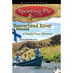 Fly Fishing the Beaverhead River - A Trophy Trout Adventure