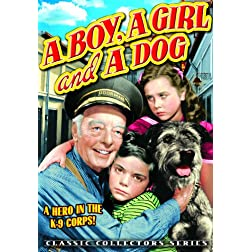 A Boy, A Girl And A Dog