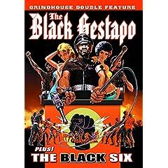 Grindhouse Double Feature: Black Gestapo (1975) / The Black Six (1974)