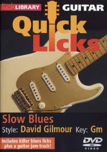 Quick Licks for Guitar