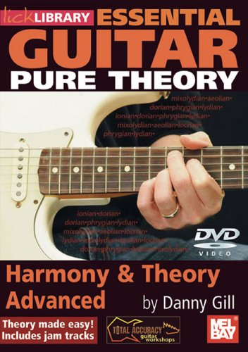 Essential Guitar Pure Theory: Harmony & Theory Advanced
