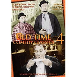 Old Time Comedy Classics, Vol. 4