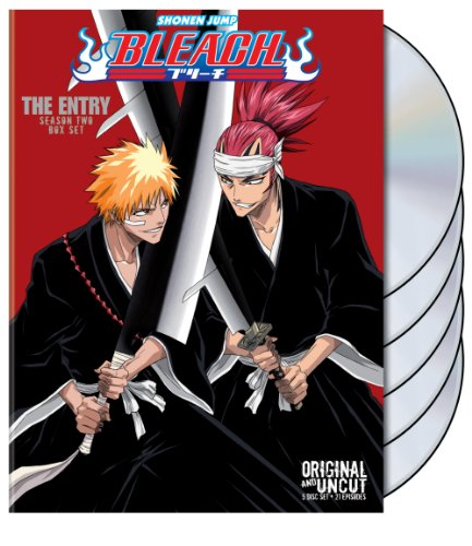 Bleach Uncut Season 2 Box Set