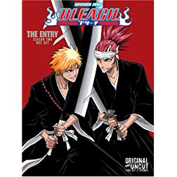 Bleach Uncut Box Set 2 w/Limited Collector's Figurine