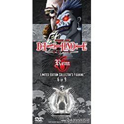 Death Note Standard w/Limited Collector's Figurine Vol 6