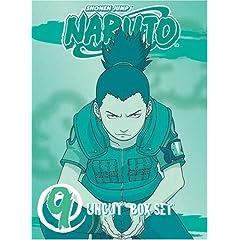 Naruto Uncut Box Set, Volume 9 (Special Edition)
