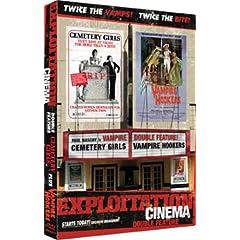 Exploitation Cinema: Cemetery Girls/ Vampire Hookers