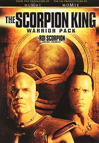 The Scorpion King Warrior Pack