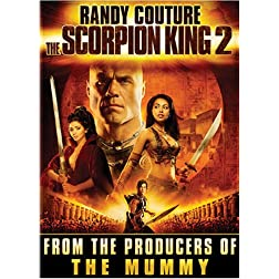 The Scorpion King 2: Rise of a Warrior (Full Screen)