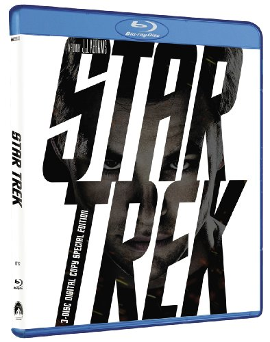 Star Trek (Three-Disc +Digital Copy)  [Blu-ray]