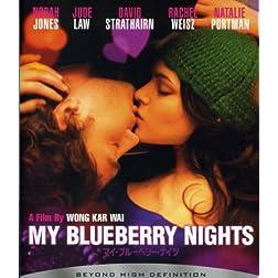 My Blueberry Nights [Blu-ray]