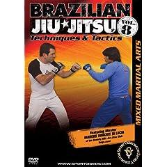 Brazilian Jiu-Jitsu Techniques and Tactics - Vol. 8: Mixed Martial Arts