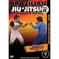 Brazilian Jiu-Jitsu Techniques and Tactics - Vol. 8: Mixed Martial Arts