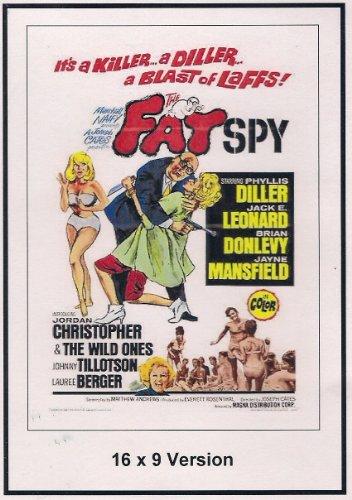 The Fat Spy 16x9 Widescreen TV
