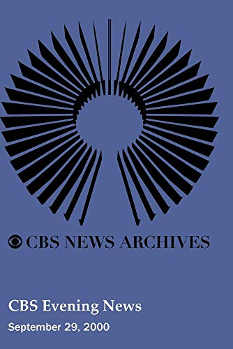 CBS Evening News (September 29, 2000)