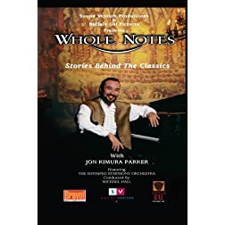 Whole Notes: Johann Sebastian Bach -