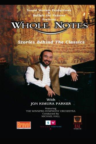 Whole Notes: Johann Sebastian Bach -