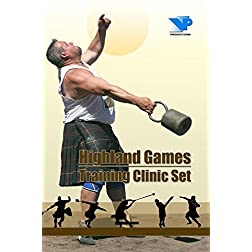 Highland Games Training Clinic Set