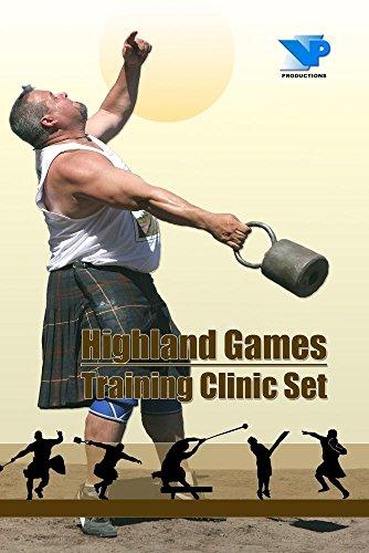 Highland Games Training Clinic Set