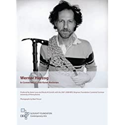 On the Ecstasy of Ski-Flying: Werner Herzog in Conversation with Karen Beckman
