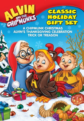 Alvin and The Chipmunks: Holiday Gift Set