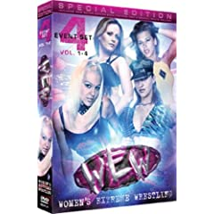 Women Extreme Wrestling Vol. 1 Special Edition