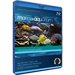 Marine Aquarium (Special Collectors Edition) [Blu-ray]