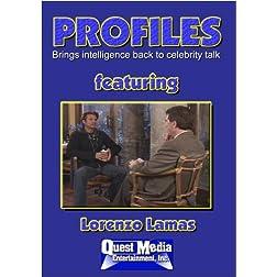 PROFILES featuring Lorenzo Lamas