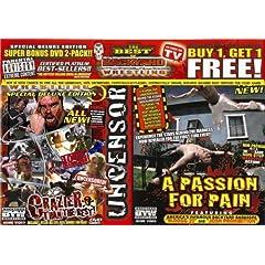Backyard Wrestling: V. 5 &PP (Side by Side) Super Bonus 2 Pack