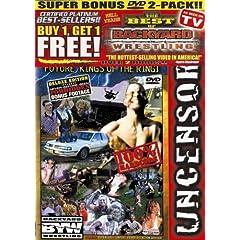 Backyard Wrestling V. 1 & 2 Super Bonus 2-Pack