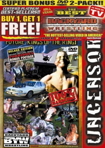 Backyard Wrestling V. 1 & 2 Super Bonus 2-Pack