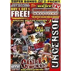 Backyard Wrestling: V. 5 & PP Super Bonus 2 Pack