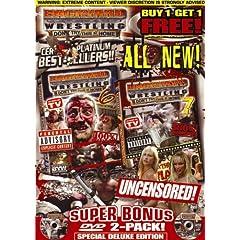 Backyard Wrestling V. 6 & 7 Super Bonus 2 Pack