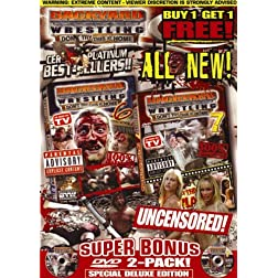 Backyard Wrestling V. 6 & 7 Super Bonus 2 Pack